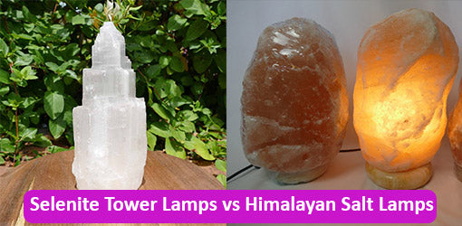 Do Salt Lamps Dissolve : Best Price for Selenite Tower Lamps in 2017 - Australia Only - Earth Inspired Gifts