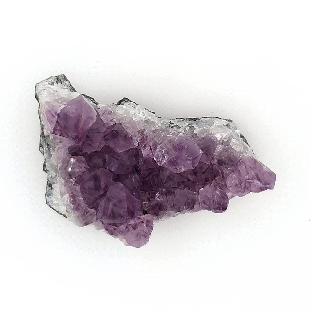 Amethyst Cluster from Brazil with Lovely Purples - No.3