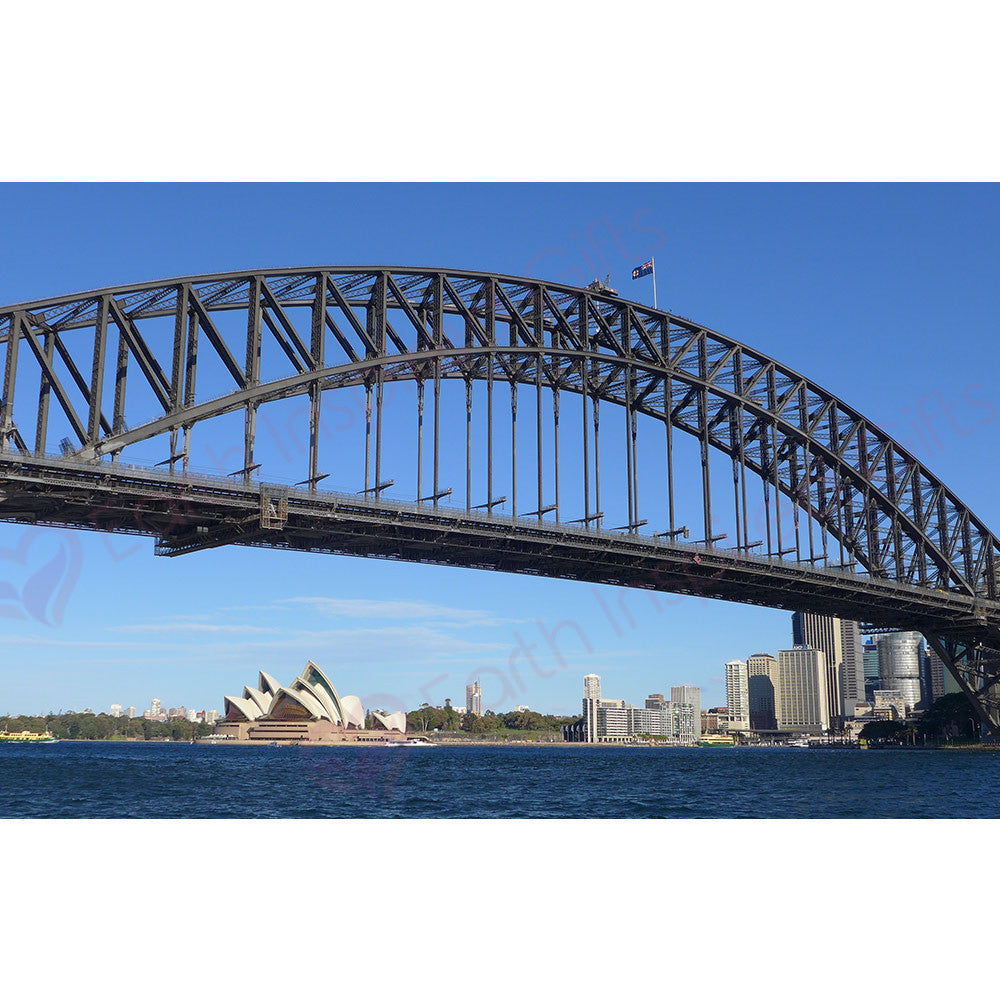 Sydney Harbour bridge opera house sydney city sunny 1000x1000 w 2048x@2x - Get Images Of Sydney Harbour Bridge And Opera House  Background