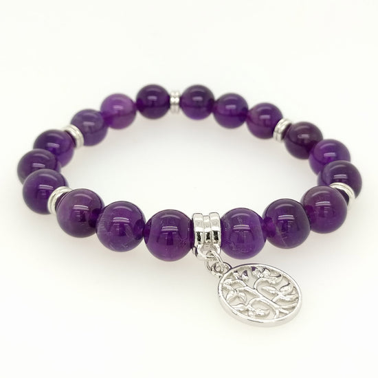 Amethyst Crystals Meaning & Healing Properties - Earth