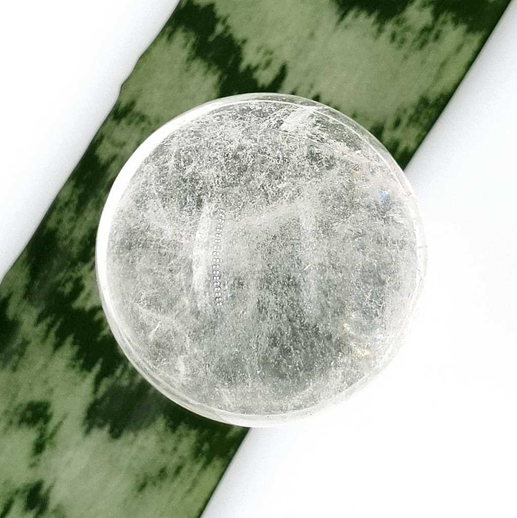 Crystal Ball Clear Quartz Crystal Sphere
