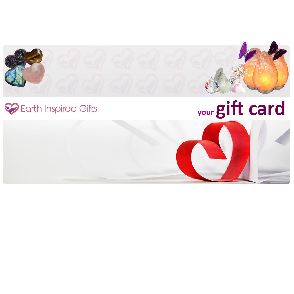 Gift Card Voucher for Crystals