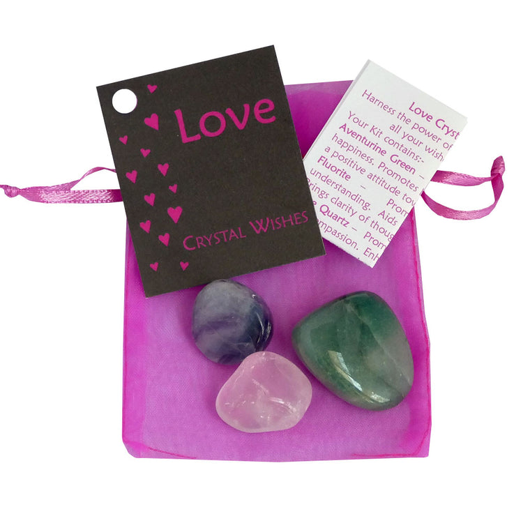Crystal Healing Stone Sets