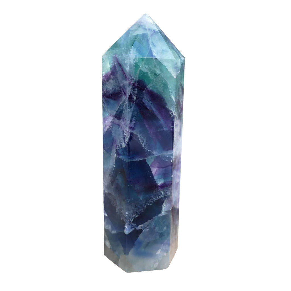 fluorite generator points earth inspired gifts