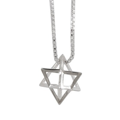 Merkaba Pendant designed by Blue Turtles