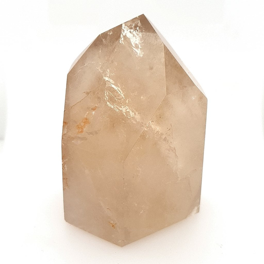 Citrine Natural Polished Point - 99grams