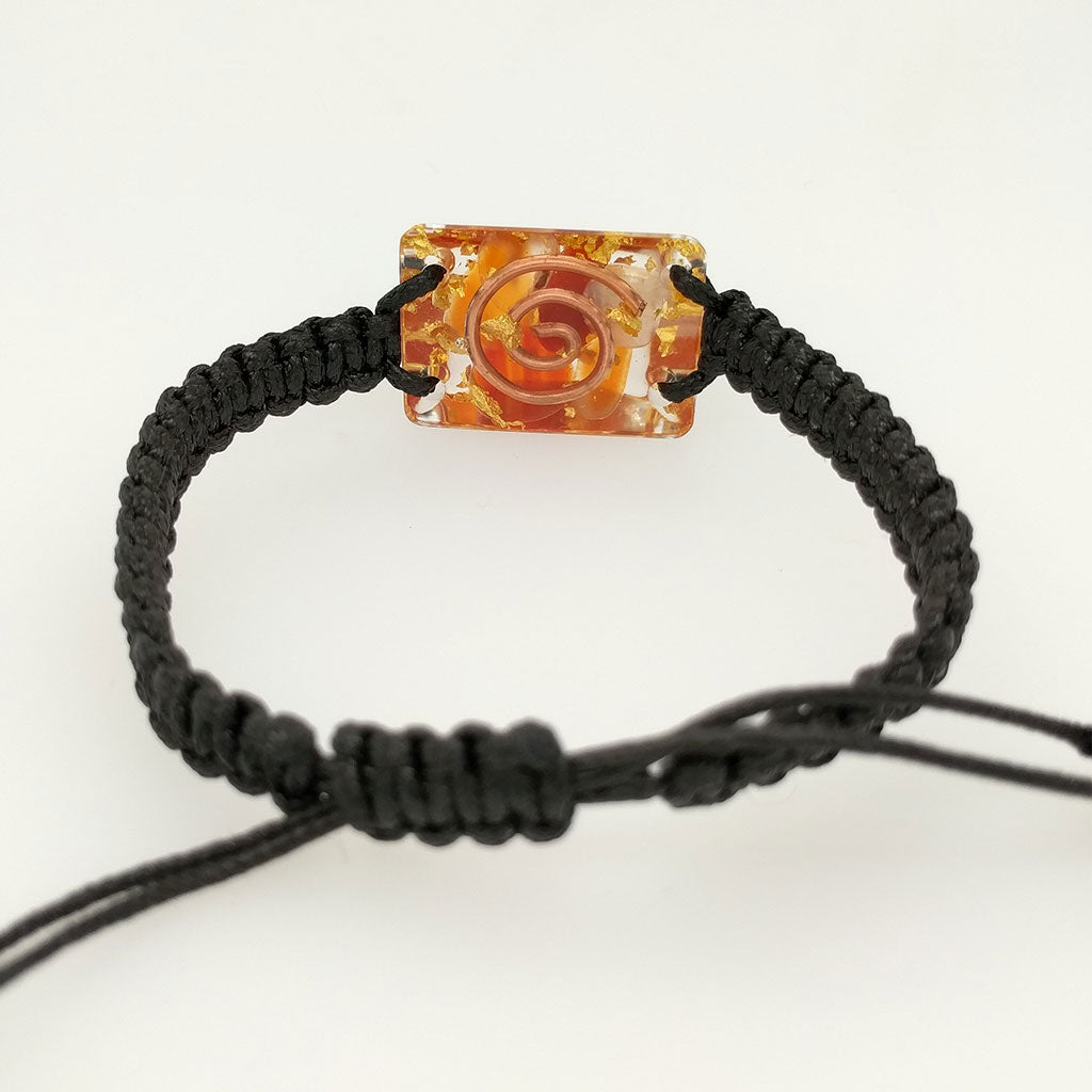 ladies orgonite bracelet