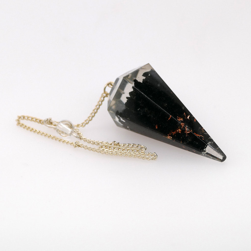 Orgonite Pendulums with Your Favourite Crystals