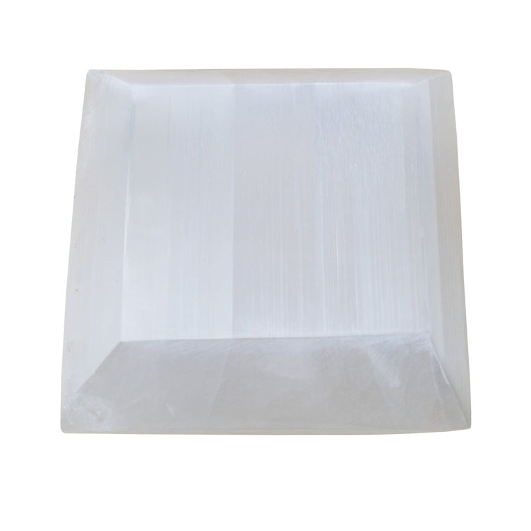 selenite cleansing plate