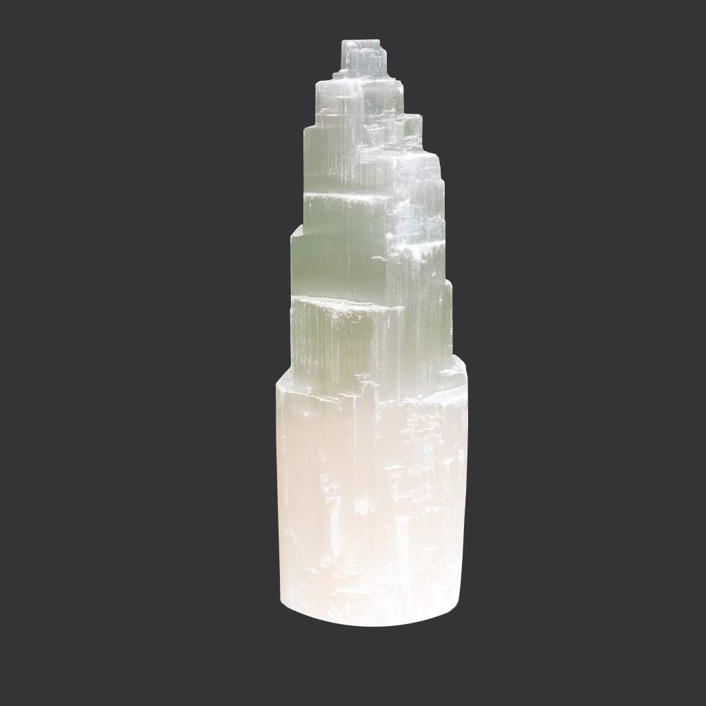 Selenite Towers 15cm Tall