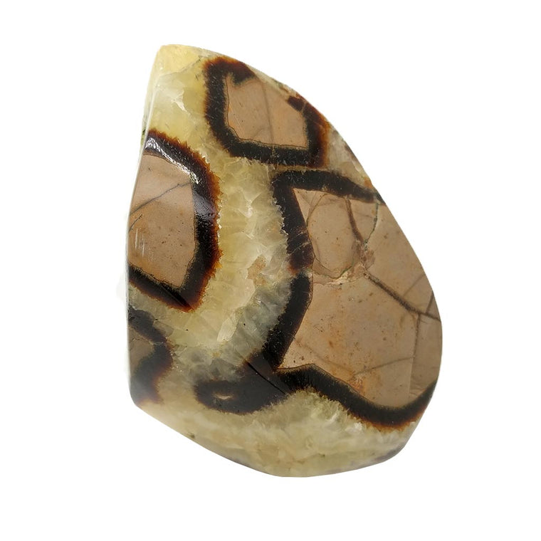 Septarian Crystal Flame
