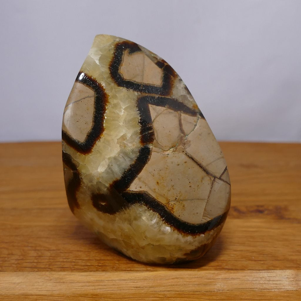 new Septarian Crystal Flame