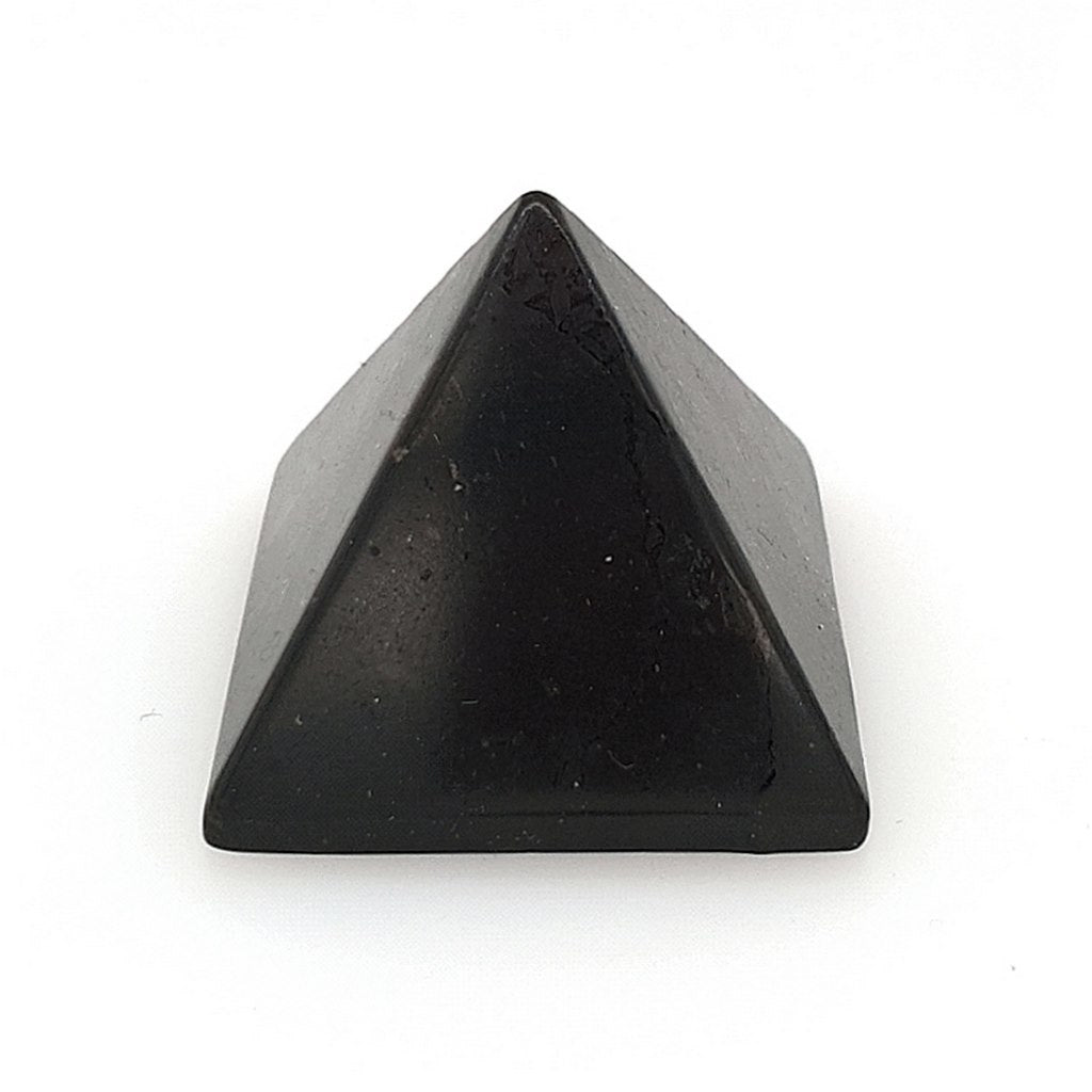 Shungite Pyramid for EMF Protection