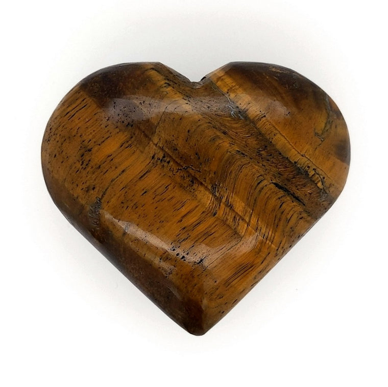 tiger eye hearts