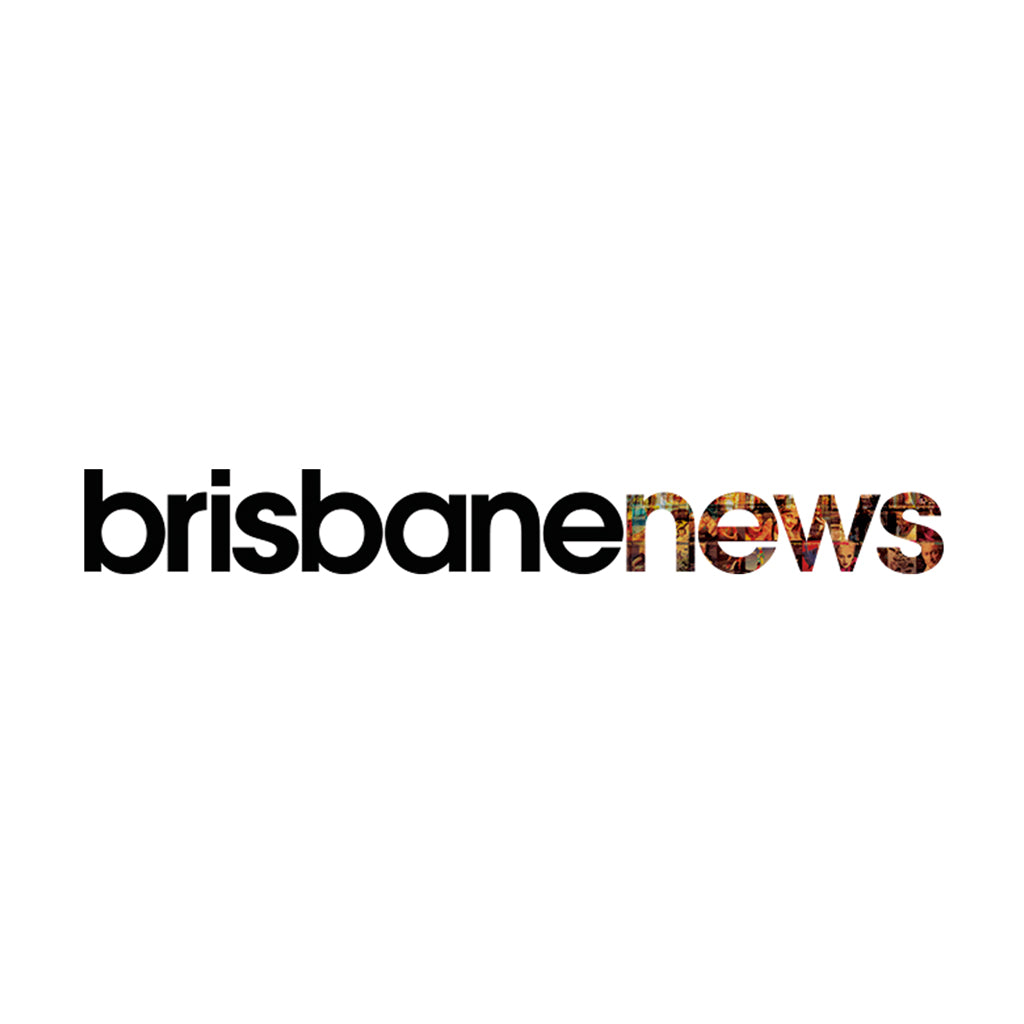 Brisbane News Logo featuring ASHLEY LIM shoes inside