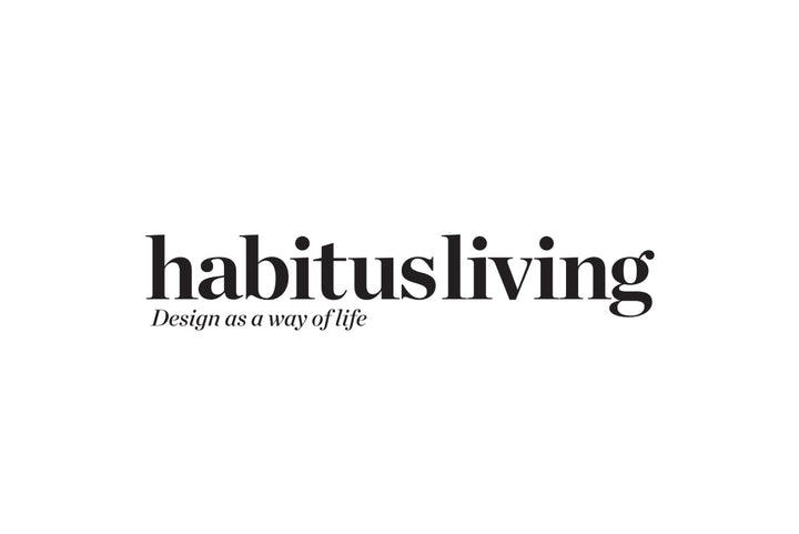 Habitus Living Logo featuring EOD's creative director Ashley Lim as a designer to watch and wear