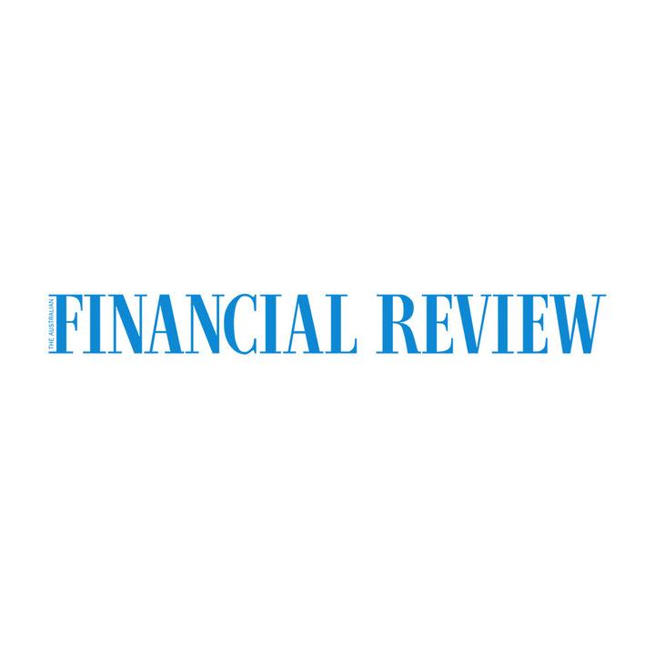 The Australian Financial Review Magazine Logo EOD