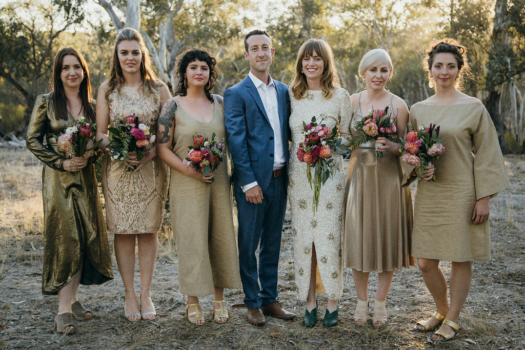 Together Journal, Wedding write-up featuring ASHLEY LIM shoes