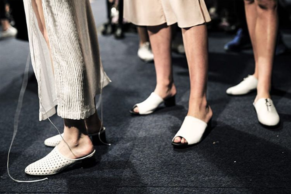 Women's Designer Shoes - Mercedez-Benz Fashion Week Press