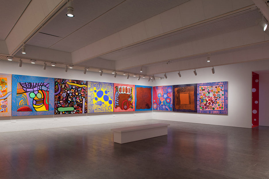 Extraordinary Ordinary Day EOD Yayoi Kusama's Exhibition Art Blog