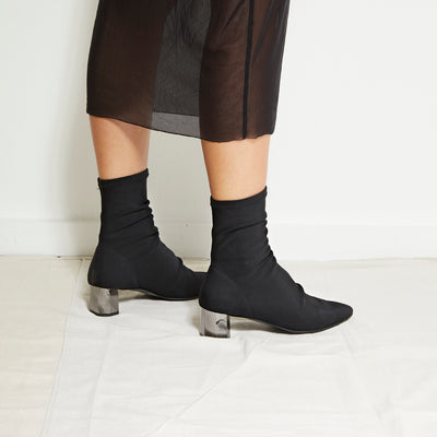 NIKITA Sock Boots - Black - Extraordinary Ordinary Day