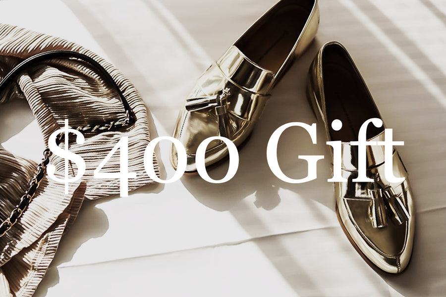 Gift Card $400 - Extraordinary Ordinary Day