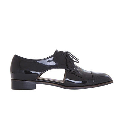 LOVELACE Cut Out Brogues / Only Size 36 Left - Extraordinary Ordinary Day