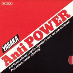 Yasaka Anti Power-Rubber-TT Sports