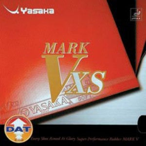 Yasaka Mark V XS-Rubber-TT Sports