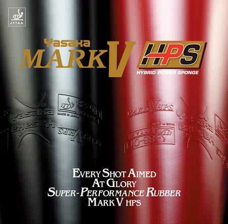 Yasaka Mark V HPS-Rubber-TT Sports