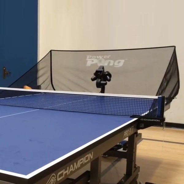 Power Pong 3001 Table Tennis Robot