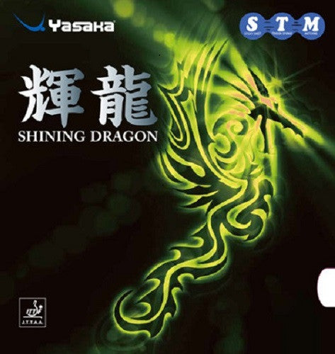 Yasaka Shining Dragon-Rubber-TT Sports