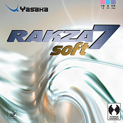Yasaka Rakza 7 Soft-Rubber-TT Sports