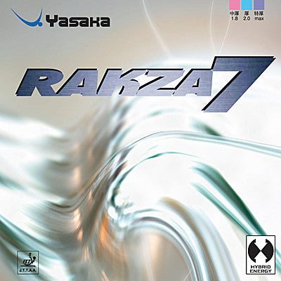 Yasaka Rakza 7-Rubber-TT Sports