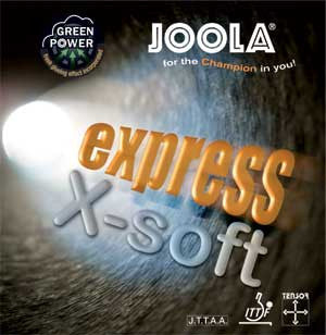Joola Express X-Soft-Rubber-TT Sports