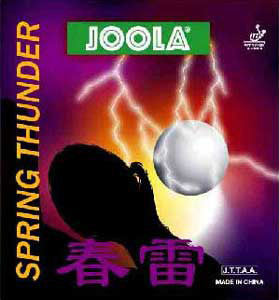 Joola Spring Thunder-Rubber-TT Sports