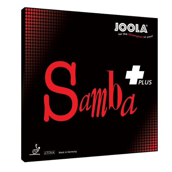 Joola Samba Plus-Rubber-TT Sports