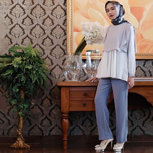 How to style with Margaery Grey by Bahjatina from Hijup.com