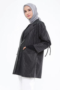 Naka Outer Black Stripe - eclemix