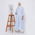 Cama Dress Blue