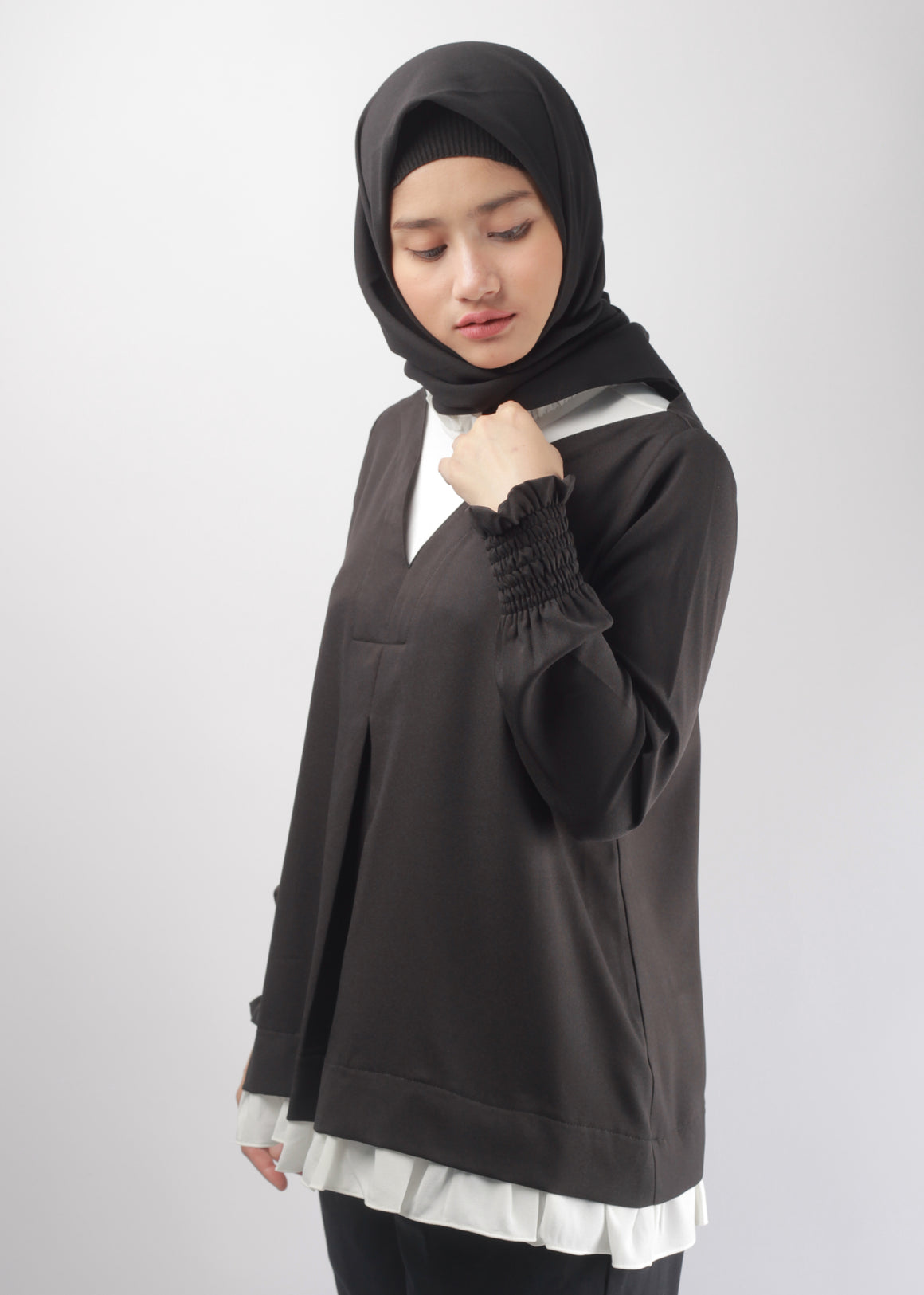 Jasmin Top Black