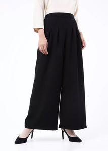Marila Pants Black - eclemix