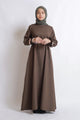 Neo Maruya Dress Army Highlight Brown - eclemix