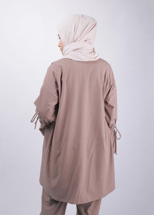Naka Outer Brown