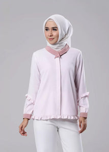 Nicana Top Blush Pink - eclemix