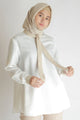 Quat Top in White - eclemix