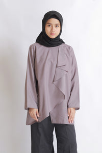 Ross Top Grey by Eshe - eclemix