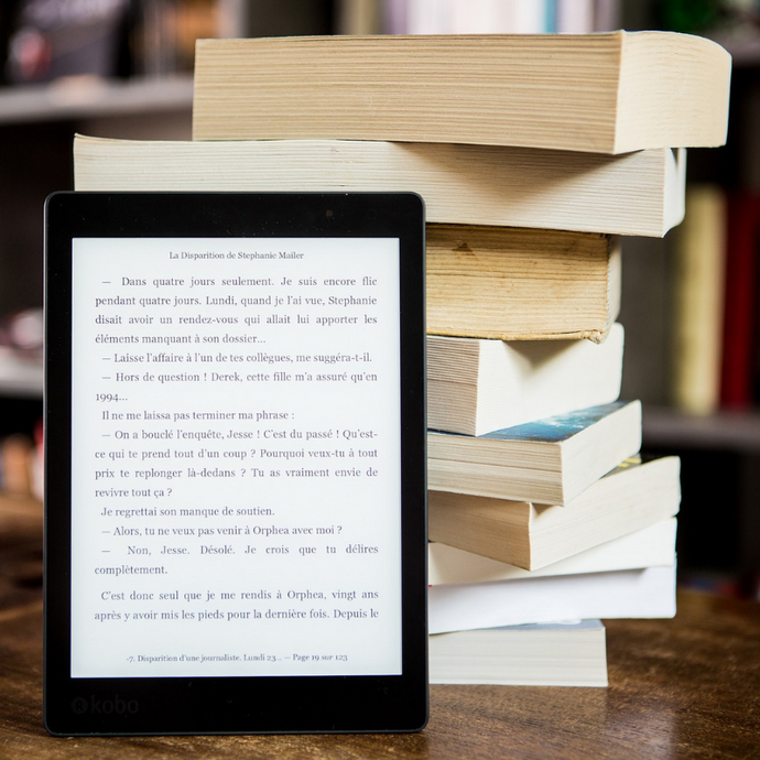Top reasons why eBooks are better than traditional books