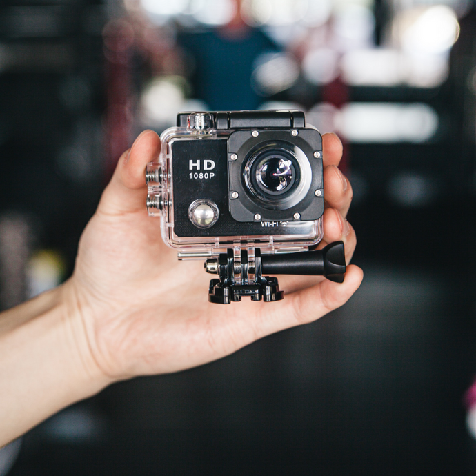 How to use action camera: tips and tricks for beginners