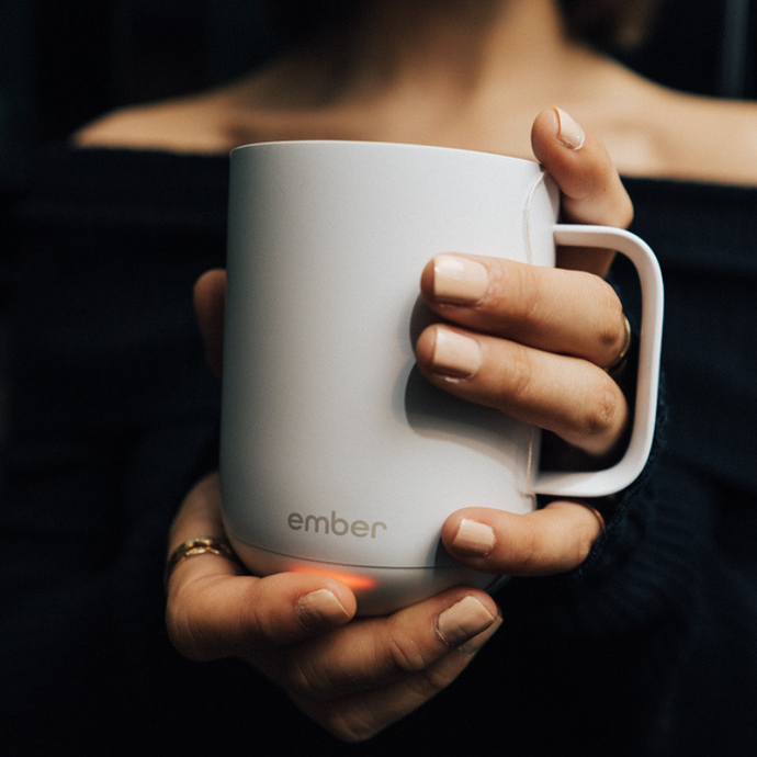 Ember Mug Feature: Hot Coffee For A Warm Christmas